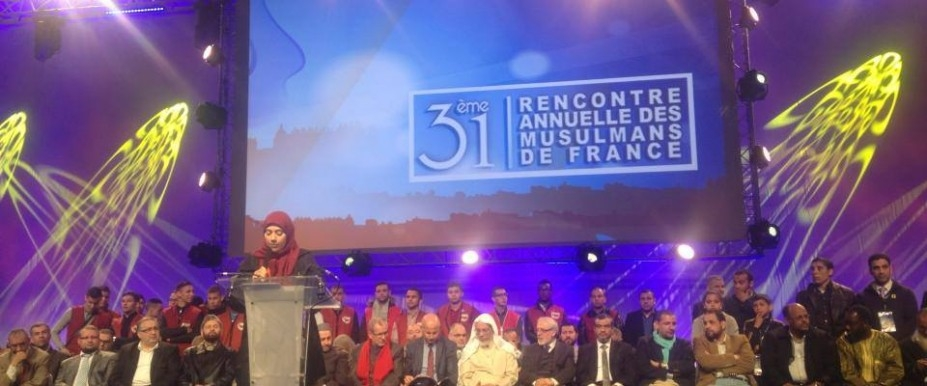 Rencontre annuelle des musulmans de france 2016
